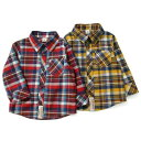 La Chiave 長袖シャツ (80〜130cm)【秋物】キムラタンの子供服