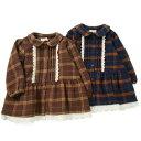 Biquette Club ( ビケット クラブ ) チュニック (80〜130cm ) 【冬物】キムラタンの子供服