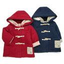 Biquette Club ( ビケット クラブ ) ダッフルコート (80〜130cm ) 【冬物】キムラタンの子供服