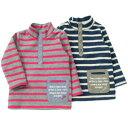 La Chiave (ラ キエーベ) ハイネックTシャツ (80〜130cm ) 【冬物】キムラタンの子供服