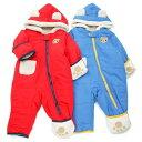 Piccolo ( ピッコロ ) ジャンプスーツ (70〜80cm ) 【冬物】キムラタンの子供服