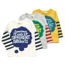 Bobson (ボブソン) 長袖Tシャツ (80〜130cm ) 【春物】キムラタンの子供服
