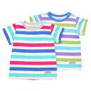 La Chiave (ラ キエーベ) 半袖Tシャツ (80〜130cm) 【初夏物】キムラタンの子供服