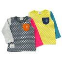 mother goose (マザーグース) 長袖Tシャツ (80〜130cm) 【秋物】キムラタンの子供服