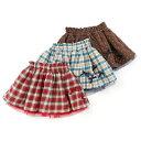 Lily ivory (リリーアイボリー) 2WAYスカート (80〜130cm) 【秋物】キムラタンの子供服