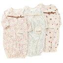 【7/28販売開始】Lily ivory (リリーアイボリー) ベンリードレス (50〜70cm) 【秋物】キムラタンの子供服 ツーウェイドレス 女の子