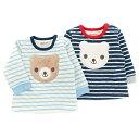 【9/27販売開始】Piccolo ( ピッコロ ) トレーナー (70〜90cm) 【冬物】キムラタンの子供服