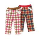【無料ラッピングキット対象商品】Bobson ロングパンツ (80〜130cm)【冬物】キムラタンの子供服