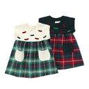 Biquette Club ワンピース (80〜130cm) 【冬物】キムラタンの子供服