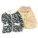 【無料ラッピングキット対象商品】Biquette Club リバーシブルコート (80〜130cm) 【冬物】キムラタンの子供服