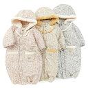 【無料ラッピングキット対象商品】Lily ivory ベンリーオール (50〜80cm) 【冬物】キムラタンの子供服