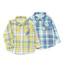 【12/22販売開始】 La Chiave 長袖シャツ (80〜130cm) 【春物】キムラタンの子供服
