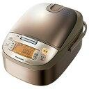 【新春特別セール】【送料無料】パナソニック ジャー炊飯器 SR-HC101-T 5.5合炊き ノーブルブラウン【入荷まで約3週間】【a_2sp0106】