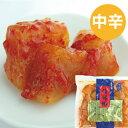 【国産・大根キムチ(中辛)】【300g】倭播椒・わばんしょう・漬物・カクテギ・カクテキ・キムチ