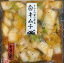 【国産・白キムチ(ピリ辛)200g】あっさり・朝鮮漬・ちょうせんづけ・白菜・浅漬け・漬物