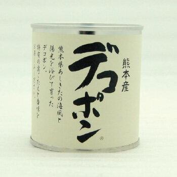 デコポン缶