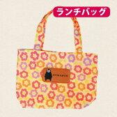 【くまモントートバッグ】花柄・くまモン・トートバッグ・トートバック・ランチバッグ・ランチバック・熊本・土産・ご当地・キャラクター・くまもん・フラワーシリーズ