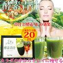 [ 酵素青汁 3g×25袋入 ] 緑黄色野菜を簡単に摂取でき、飲みやすい青汁(あおじる)です! ぜひ一度お試し(おためし)くださいおいしい青...