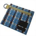 ショッピングMARNI 【中古】MARNI×PORTER カードケース ブルー 【090820】(マルニ×ポーター)
