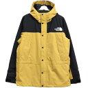 ショッピングティッシュ 【中古】THE NORTH FACE 19AW Mountain Light Jacket GORE-TEXマウンテンライトジャケット ブリティッシュカーキ サイズ:L 【091020】(ザノースフェイス)