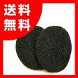 イヤーラックス・フレームレスイヤーマフ(防寒耳カバー)【フリースSM(約5〜8cm)・ダークグレー】