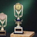 プレミアムブロンズ メダル:金色 BV-9827 ★高さ310mm《H-2》 プレート彫刻無料