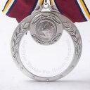 グレイシャスメダル MY-9803S【銀メダル】 ★直径φ80mm 《SSO-8》 ★彫刻無料