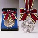 ジャンボメダル MY-9773S【銀メダル】 ★直径φ75mm 《42×35》 ★彫刻無料
