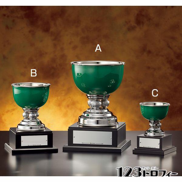 七宝カップ NA-8782B ★高さ200mm 《SSS-9》 格調高い七宝カップ。ゴルフコンペの優勝カップとして最適です。デザイン料・彫刻料無料のカップ