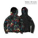 Kinetics × Columbia Pliny Peak Jacket (2色展開) 【OMNI-SHIELD】【撥水】【防汚】【30】【sale0123】【18SP-S】