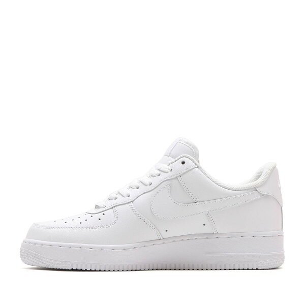NIKEAIRFORCE1'07(WHITE/WHITE)(�ʥ��������ե�����1'07)��Kinetics�ۡ�AF1�ۡ�NBA�ۡڥХ����åȥܡ���ۡڥ��ȥ꡼�ȡۡ�����ۡڥ�˥��å�����CRYOVR
