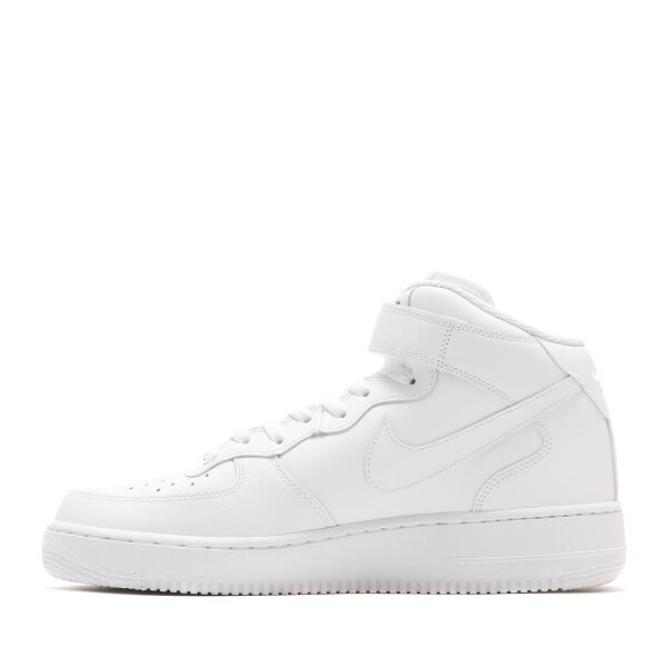 NIKEAIRFORCE1MID'07(WHITE/WHITE)(�ʥ��������ե�����1�ߥå�'07)��Kinetics�ۡ�AF1�ۡ�NBA�ۡڥХ����åȥܡ���ۡڥ��ȥ꡼�ȡۡ�����ۡڥ�˥��å�����CRYOVR