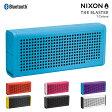 NIXON THE BLASTER (7色展開)(ニクソン ザ・ブラスター) 【Kinetics】【スピーカー】【ポータブルワイヤレス】【Bluetooth】【メーカー2年間保証】CRYOVR【20】【sale0123】