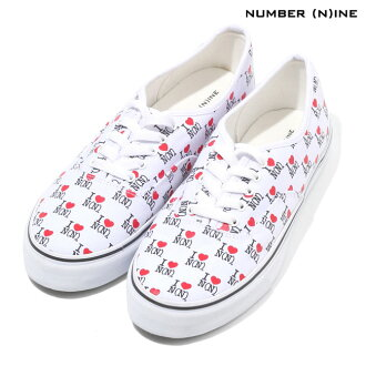 數 (N) INE 帆布鞋我愛 N (N) (白色) (排名第九的帆布鞋