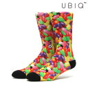 UBIQ SOCKS -Jelly Beans-(BLACK...
