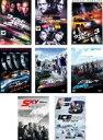 【送料無料】【中古】DVD▼ワイルド スピード(8枚セット)1 X2 X3 TOKYO DRIFT MAX MEGA MAX EURO MISSION SKY MISSION ICE BREAK▽レンタル落ち 全8巻