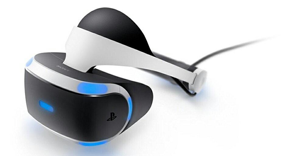 【送料無料!】【新品ゲーム】 PlayStation VR USA(プレイステーションVR 北米版)〈Sony〉