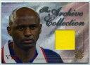 Futera 2004「Patrick Vieira」ジャージーカード(GJ25)シリアル:038/250 【中古】シングルカード
