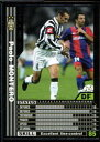 [WCCF]SERIE A 2001-2002Ver.1 100/288「パオロ・モンテーロ」黒カード【中古】