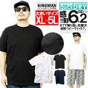 Tシャツ メンズ 大きいサイズ 半袖 クルーネック オープンエンド マックスウェイト 無地 カットソー 半袖Tシャツ 白 綿 コットン 黒 青 ストリート系 おおきいサイズ ビッグTシャツ