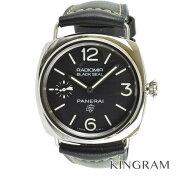 パネライ PANERAI ラジオミール ブラックシール PAM00754 OP7160 外装仕上げ済み 自動巻 メンズ 腕時計 mo【中古】