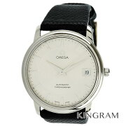オメガ OMEGA デビル 168.1050 プレステージ クロノメーター ベルト社外製 OH済 自動巻 メンズ 腕時計 as【中古】