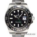 ロレックス ROLEX GMTマスターII 116710LN