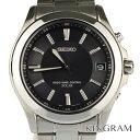セイコー SEIKO Ref.7B22-0AY0 スピリッツ ソーラー電波 メンズ 腕時計 ku 【中古】