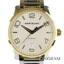 モンブラン MONTBLANC タイムウォーカー Ref.106502 アウトレット 裏スケ 自動巻 メンズ 腕時計 ec 【中古】