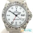 ロレックス ROLEX エクスプローラー2 16570/A番 白文字盤 自動巻き メンズ 腕時計 ya