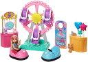 バービー クラブチェルシー「遊園地」ドール プレイセット (Barbie Club Chelsea Doll and Carnival Playset/GHV82 /MATTEL社/バービー人形,ハウス)