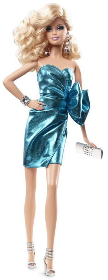 バービーコレクター バービー ルック シティシャイン ブロンド (Barbie: The Look City Shine Blonde Doll/Mattel/CJF49/人形/ブラックレーベル)