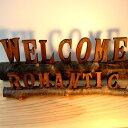 木製 表札 切り文字 切り抜き文字【ロマンティックローマ字(L)】アルファベット 文字パーツ お名前 ドアプレート ウエディング ウエル..