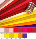 Cotton twill plain fabric color 2 [piece of cloth / cloth /AD22000] (CO21)